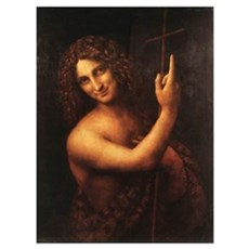 St John the Baptist Poster