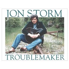 Jon Storm Photo Poster