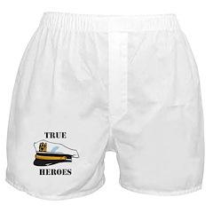 True Heros - Navy Boxer Shorts