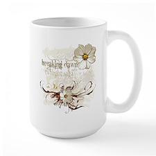Breaking Dawn Floral Mug