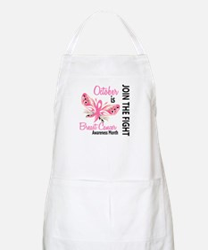 Breast Cancer Awareness Month Apron
