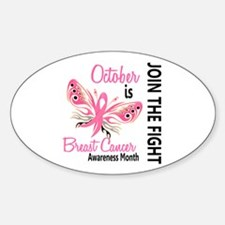 Breast Cancer Awareness Month Decal