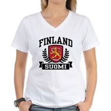 Finland Suomi Shirt