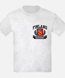 Finland Suomi T-Shirt