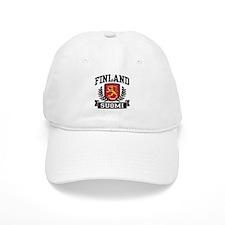 Finland Suomi Baseball Cap