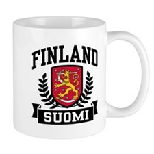 Finland Suomi Mug