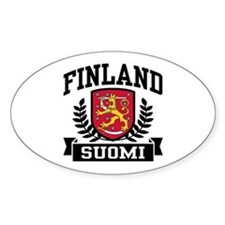 Finland Suomi Decal