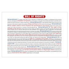 Colorful Bill of Rights