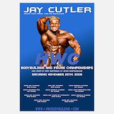 "2006 HWC Jay Cutler 11x17"""