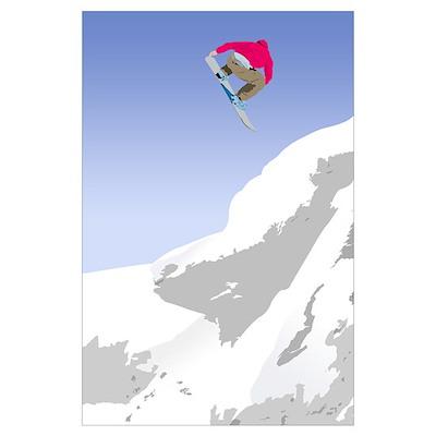 SNOWFUN Poster