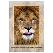 COURAGE: Lion