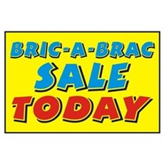 Bric-A-Brac today Poster