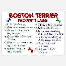 Boston Terrier Property Laws 2
