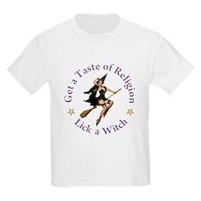 Get A Taste of Religion T-Shirt