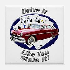 Hudson Hornet Tile Coaster