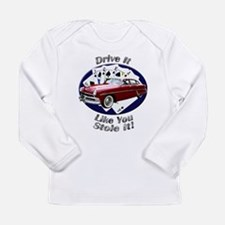 Hudson Hornet Long Sleeve Infant T-Shirt