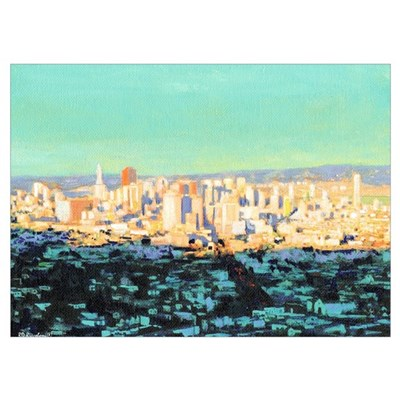 San Francisco Picture Poster