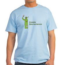 Zombie Neuroscientist T-Shirt