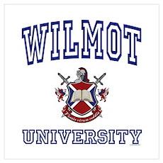 WILMOT University Poster