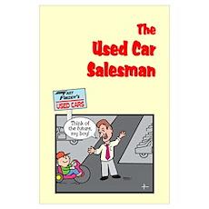 (Car Salesman) Poster