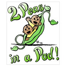 Peas in a Pod! Poster
