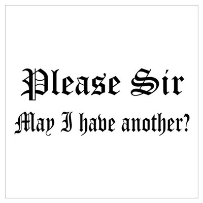 Please Sir Poster