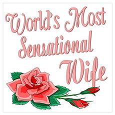 Sensational Wife Poster