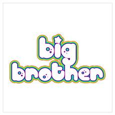Rainbow Big Brother Poster