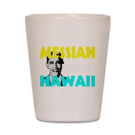 Obama 2012 b Shot Glass