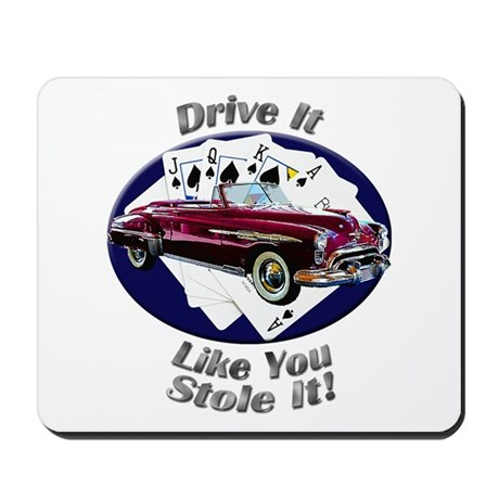 Oldsmobile Rocket 88 Mousepad