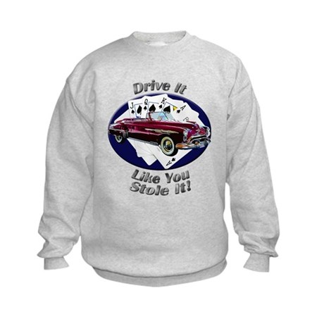 Oldsmobile Rocket 88 Kids Sweatshirt