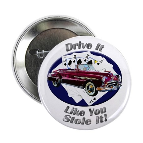 Oldsmobile Rocket 88 2.25 Inch Button (10 pack)