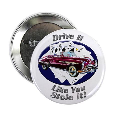 Oldsmobile Rocket 88 2.25 Inch Button (100 pack)