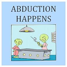 ufo alien abduction area 51 Poster