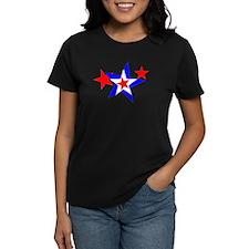 PATRIOT STARS III RED WHITE & Tee