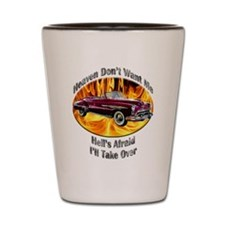 Oldsmobile Rocket 88 Shot Glass