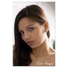 Pornstar Eve Angel fine portrait Poster
