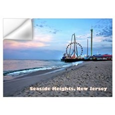 Seaside Heights Wall Decal