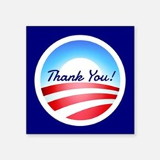 Thank You Obama: Sticker