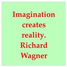 Richard wagner quotes Canvas Art