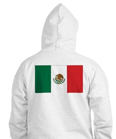 Proud to be Mexican Hoodie