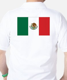 Proud to be Mexican Golf Shirt