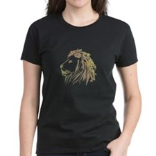 Smoking Lion with Color Tee