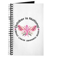Breast Cancer Awareness Month Journal