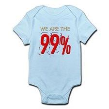 We Are the 99% Infant Bodysuit