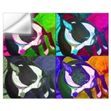 Boston terriers Wall Decals