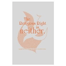 Religious Right is Neither Poster