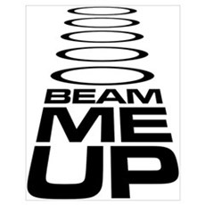 Star Trek: Beam Me Up Poster
