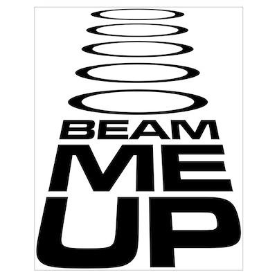 Star Trek: Beam Me Up Poster