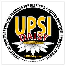 UPSI Daisy Poster